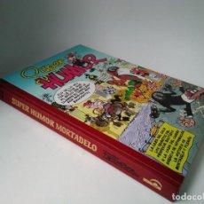 Cómics: SUPERHUMOR MORTADELO 22 EDICIONES B. Lote 229020010
