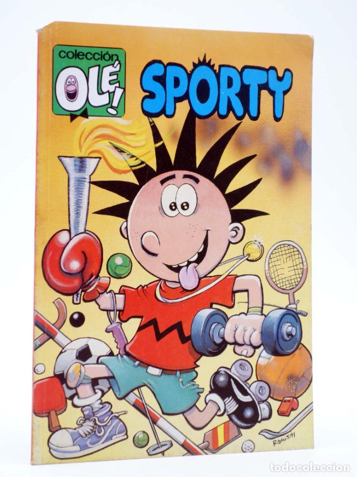 COLECCIÓN OLE 414 V.23. SPORTY (JUAN CARLOS RAMIS) B, 1992. OFRT (Tebeos y Comics - Ediciones B - Humor)