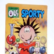 Comics : COLECCIÓN OLE 414 V.23. SPORTY (JUAN CARLOS RAMIS) B, 1992. OFRT. Lote 263532485