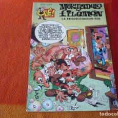Cómics: MORTADELO Y FILEMON LA REHABILITACION ESA ( IBAÑEZ ) OLE 157 EDICIONES B 2003. Lote 229493485