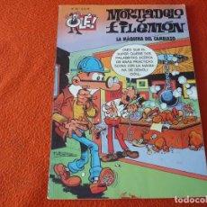 Cómics: MORTADELO Y FILEMON LA MAQUINA DEL CAMBIAZO ( IBAÑEZ ) OLE 96 EDICIONES B 2004. Lote 229493790