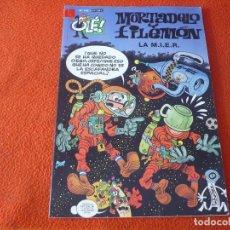 Cómics: MORTADELO Y FILEMON LA M.I.E.R. ( IBAÑEZ ) OLE 149 EDICIONES B 2003 MIER. Lote 229508310