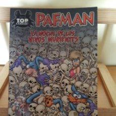 Cómics: PAFMAN - LA NOCHE DE LOS VIVOS MURIENTES. Lote 229793880