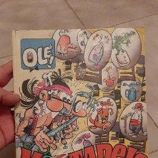 Fumetti: TEBEO TEMORTADELO COLECCION OLE M 263 MAS PORTADAS SANDUNGUERAS CON LAS CHARANGAS SALSERAS EDIC B. Lote 231544425