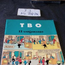 Cómics: TBO EL VERGONZOSO EDICIONES B. Lote 231839565