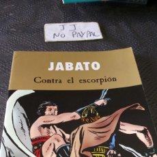 Cómics: JABATO CONTRA EL ESCORPIÓN EDICIONES B. Lote 231839765