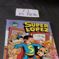 Fumetti: COLECCIÓN OLE SUPER LÓPEZ LOS ALIENÍGENAS 4 JAN. Lote 231840365