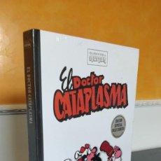 Cómics: **PRECINTADO** ESPECIAL COLECCIONISTA EL DOCTOR CATAPLASMA CLASICOS DEL HUMOR; TAPA DURA RBA. Lote 231858410