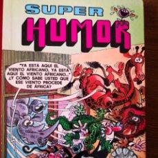 Cómics: SUPER HUMOR, MORTADELO Y FILEMON Y ZIPI Y ZAPE N°8. Lote 233032970