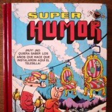 Cómics: SUPER HUMOR MORTADELO Y FILEMON, ZIPI Y ZAPE N°55. Lote 233033395