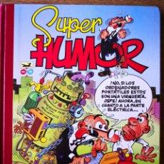 Cómics: SUPER HUMOR MORTADELO Y FILEMON Y ZIPI Y ZAPE N°36. Lote 233035300