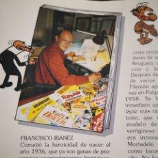 Cómics: MAGOS DEL HUMOR MORTADELO Y FILEMON N°97. Lote 233036280