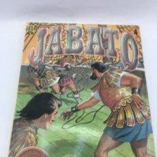 Cómics: JABATO - SELECCION DE EDICIONES HISTORICAS - Nº 4 CONTENIENDO LOS NUMEROS 55,56,57,58 - EDICIONES B. Lote 233600805