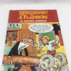 Cómics: MORTADELO Y FILEMON - EL SULFATO ATOMICO - EDICIONES B - 2003. Lote 233601930