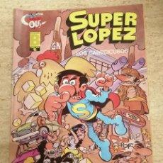 Cómics: SUPERLOPEZ Nº 7 LOS CABECICUBOS (3A EDICIÓN). Lote 233684100
