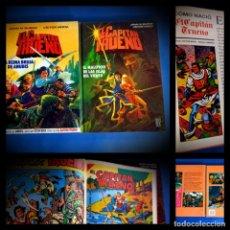 Cómics: CAPITAN TRUENO- Nº 1 Y 2 -1993-VICTOR MORA Y JOHN M. BURNS. Lote 233960775