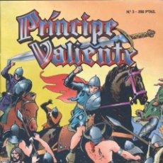 Cómics: PRÍNCIPE VALIENTE Nº3. EDICIONES B, 1989. FOSTER. Lote 234000620