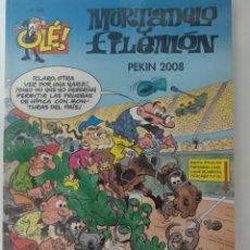 Cómics: MORTADELO Y FILEMÓN PEKÍN 2008 MUY BUEN ESTADO. Lote 234001525