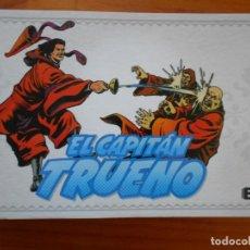 Comics: EL CAPITAN TRUENO TOMO Nº 10 - EDICION FACSIMIL - TAPA DURA - EDICIONES B (X). Lote 234305730