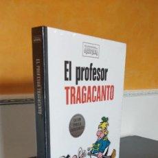 Cómics: **PRECINTADO** ESPECIAL COLECCIONISTA EL PROFESOR TRAGACANTO CLASICOS DEL HUMOR; TAPA DURA RBA. Lote 234640740