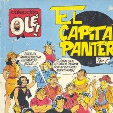 Cómics: CAPITÁN PANTERA. EDICIONES B,1989. Lote 235270505
