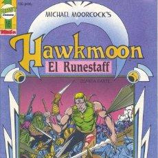 Cómics: HAWKMOON Nº16. MICHAEL MOOCOCK´S. TEBEOS S.A. EDICIONES B, 1988. DIBUJOS DE RAFAEL KAYANAN. Lote 235275135