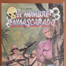 Cómics: EL HOMBRE ENMASCARADO Nº 19. LOS DIAMANTES DE KIMBERLY. EDICIONES B 1988. Lote 235547360
