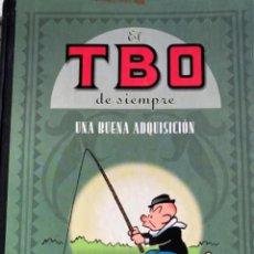 Cómics: EL TBO DE SIEMPRE UNA BUENA ADQUISICIÓN EDICIONES B 12. Lote 235647605