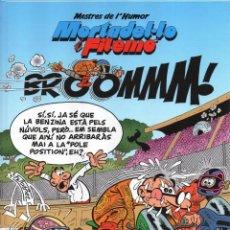 Cómics: MORTADEL·LO Y FILEMO MESTRES DE L'HUMOR N. 34: BROOMMM! - EDICIONES B (NUEVO). Lote 235736160