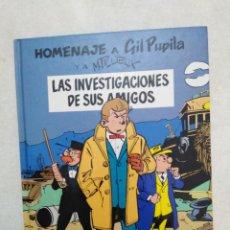 Cómics: DRAGON CÓMICS, LAS INVESTIGACIONES DE SUS AMIGOS. Lote 235830115