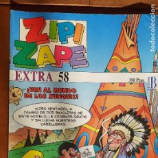 Cómics: ZIPI Y ZAPER EXTRA Nº 58. CON LOS XUNGUIS. EDICIONES B . BUENO. Lote 235904090