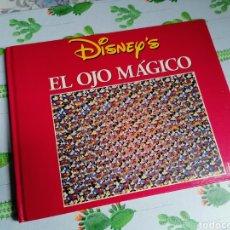 Fumetti: DISNEY EL OJO MÁGICO IMÁGENES PLANAS EN 3D. EDICIONES B. Lote 236209070