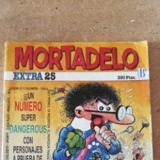 Cómics: MORTADELO EXTRA 25 - EDICIÓNES B. Lote 236309495