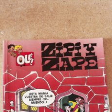 Cómics: ZIPI Y ZAPE N°7 - EDICIÓNES B. Lote 236312170