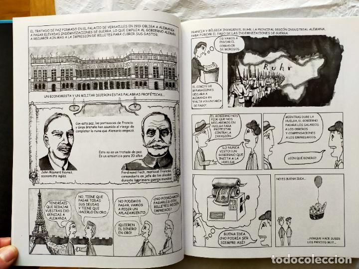 Cómics: La máquina de hacer dinero. Carlos Torres / Ona Peña. - Foto 3 - 236448715