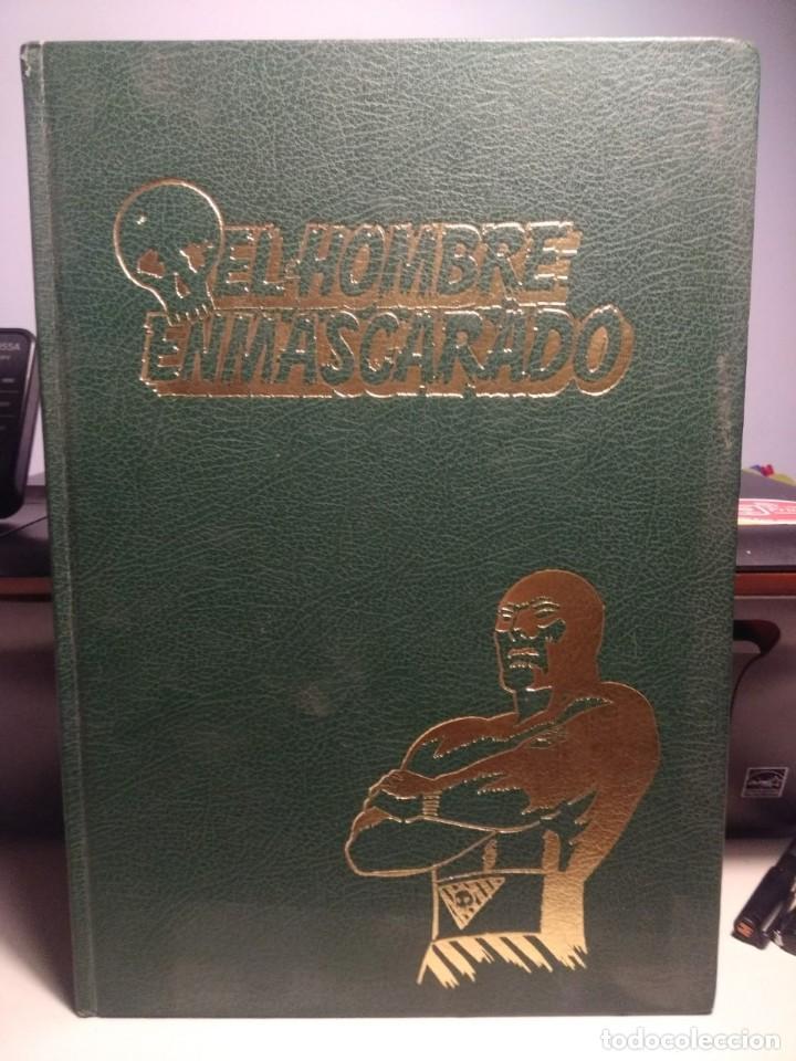 EL HOMBRE ENMASCARADO ( TOMO 1, 1973-1977 ) EN COLOR (Tebeos y Comics - Ediciones B - Otros)