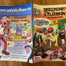 Cómics: ¡LIQUIDACION! PEDIDO MINIMO 5 EUROS - OLÉ! MORTADELO Y FILEMON Nº 33 - EDICIONES B - GCH. Lote 237063040