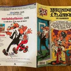 Cómics: ¡LIQUIDACION! PEDIDO MINIMO 5 EUROS - OLÉ! MORTADELO Y FILEMON Nº 52 - EDICIONES B - GCH. Lote 237063210