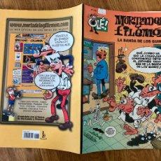 Cómics: ¡LIQUIDACION! PEDIDO MINIMO 5 EUROS - OLÉ! MORTADELO Y FILEMON Nº 138 - EDICIONES B - GCH. Lote 237063600