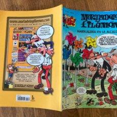 Cómics: ¡LIQUIDACION! PEDIDO MINIMO 5 EUROS - OLÉ! MORTADELO Y FILEMON Nº 189 - EDICIONES B - GCH. Lote 237063925
