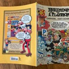 Cómics: ¡LIQUIDACION! PEDIDO MINIMO 5 EUROS - OLÉ! MORTADELO Y FILEMON Nº 190 - EDICIONES B - GCH. Lote 237064040