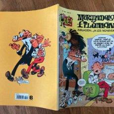 Cómics: ¡LIQUIDACION! PEDIDO MINIMO 5 EUROS - OLÉ! MORTADELO Y FILEMON Nº 192 - EDICIONES B - GCH. Lote 237064255