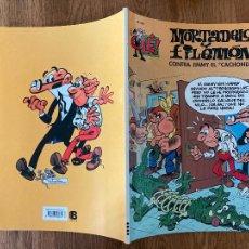 Cómics: ¡LIQUIDACION! PEDIDO MINIMO 5 EUROS - OLÉ! MORTADELO Y FILEMON Nº 201 - EDICIONES B - GCH. Lote 237064405