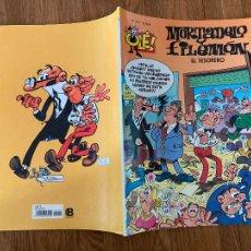 Cómics: ¡LIQUIDACION! PEDIDO MINIMO 5 EUROS - OLÉ! MORTADELO Y FILEMON Nº 202 - EDICIONES B - GCH. Lote 237064470