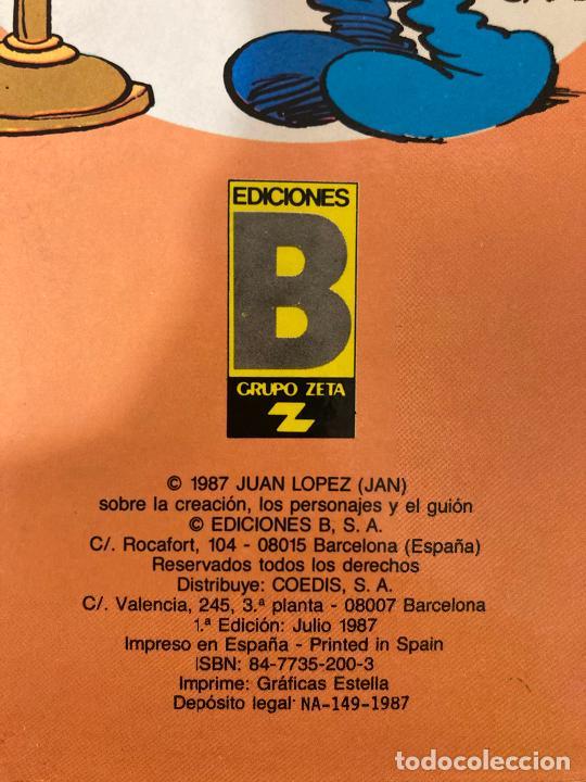 Cómics: SUPER HUMOR PEQUEÑOS SUPER LOPEZ Nº 2. PRIMERA 1ª EDICION 1987. EDICIONES B - Foto 3 - 237180390