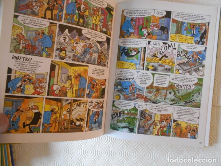 Cómics: MORTADELO. SUPERTOPCOMIC. Nº 10. FRANCISCO IBAÑEZ. EDICIONES B, GRUPO Z. 2008. TAPA DURA. 207 PAGINA - Foto 2 - 237269130