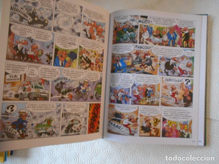 Cómics: MORTADELO. SUPERTOPCOMIC. Nº 13. FRANCISCO IBAÑEZ. EDICIONES B, GRUPO Z. 2010. TAPA DURA. 207 PAGINA - Foto 2 - 237269475