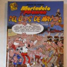 Comics : MORTADELO Y FILEMON. EL DOS DE MAYO. FRANCISCO IBAÑEZ. MAGOS DEL HUMOR 122. EDICIONES B. 2008. TAPA. Lote 237270315