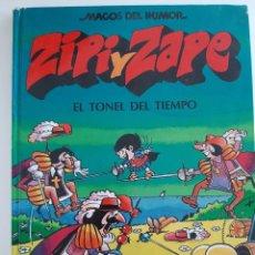 Cómics: ZIPI Y ZAPE J.ESCOBAR EL TONEL DEL TIEMPO (MAGOS DEL HUMOR 14). Lote 237452120