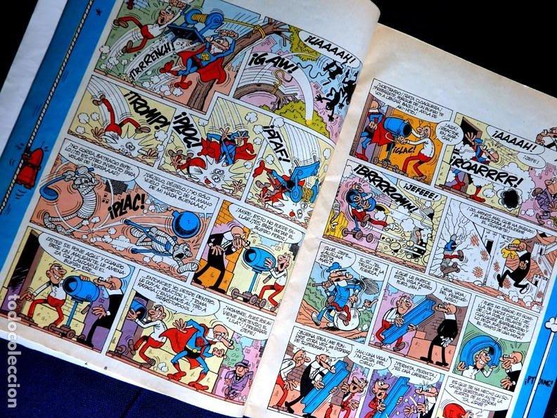 Cómics: SUPER MORTADELO - Nº 76 - SUPER-HÉROES - EDICIONES B - 1987 - ORIGINAL - - Foto 4 - 237481500